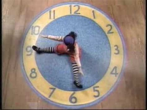 Big Comfy Clock Stretch by The Big Comfy Clock Rug Stretch 2