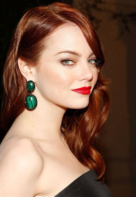 emma stone headshot celebrity leather fashions emma stone quot superbad quot good girl