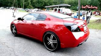 Nissan Altima Coupe Rims Nissan Altima Coupe On 22 Quot Staggered Status Wheels Hd