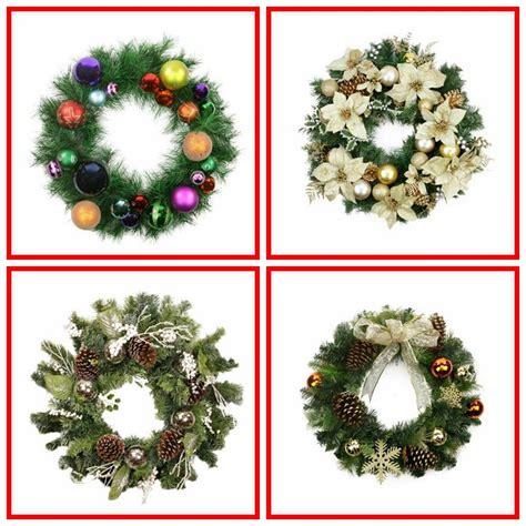 wholesale bulk pine cone christmas wreaths premium target