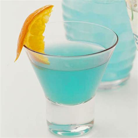 martini hawaiian blue hawaii martini