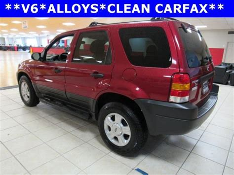 Ford Escape 3 0 ford escape xlt 3 0 4wd for sale used cars on buysellsearch