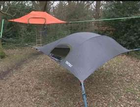 exterior awesome and cool camping tents accompany you camping time atlanta online magazine