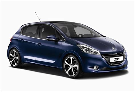peugeot in peugeot 208 to arrive in malaysia mid april