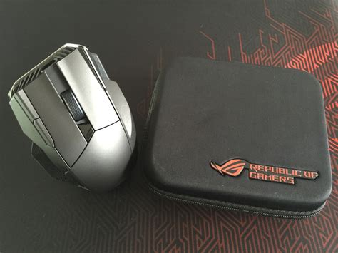 Asus Mouse Rog Spatha review asus rog spatha wireless gaming mouse gameaxis