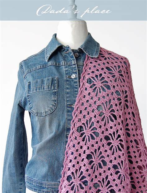 japanese pattern scarf dada s place crochet wonderland