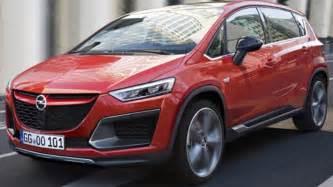 Opel Crossover Opel Zafira Wird Zum Crossover Autohaus De