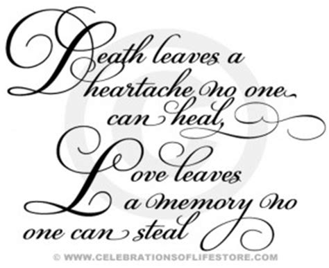 inspirational death quotes funeral. quotesgram