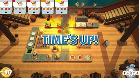 Ps4 Overcooked Gourmet Edition overcooked gourmet edition on ps4 official playstation