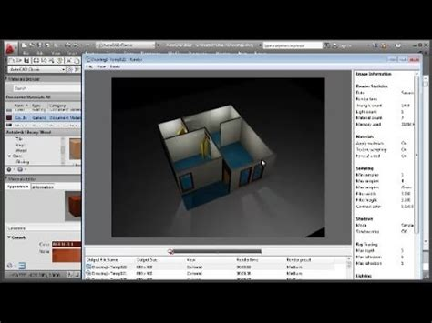 autocad tutorial floor plan autocad 3d modeling floor plan tutorial basic youtube