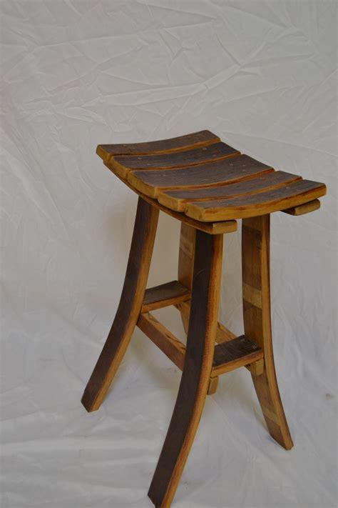 Bourbon Barrel Bar Stools by Barrel Stave Bar Stool Winebarrel Furniture