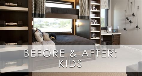 Master Bedroom Closets hamptons inspired luxury kids boys bedroom before and