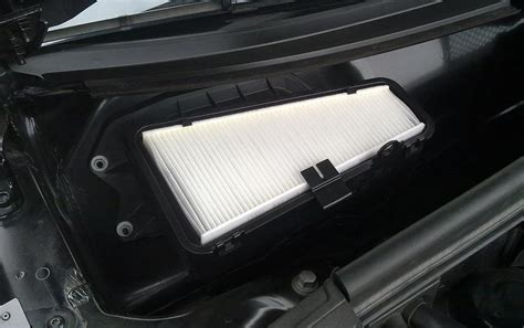 Where Is The Cabin Filter Located by Where Is Located Cabin Air Filter 2004 Nissan Frontier