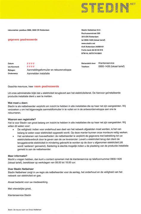 Zakelijke Brief Engels duits zakelijke brief voorbeeld ontslagbrief