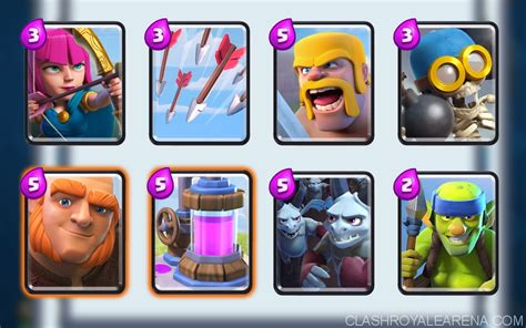arena deck pin arena6 on