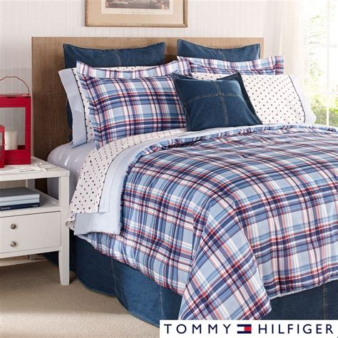 lawrence comforter sets tommy hilfiger lawrence 3 piece comforter set