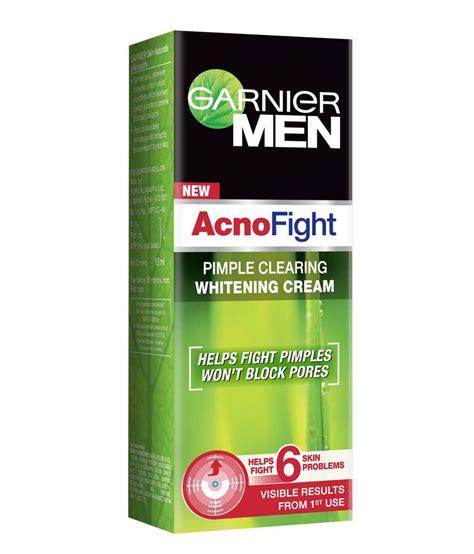 Pelembab Garnier Acno Fight garnier acno fight whitening 45 gm buy garnier