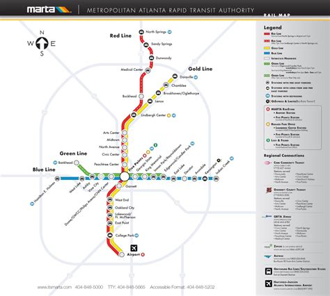 marta map atlanta what is the actual cost of living in atlanta
