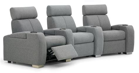 home theater seating sectionals  frankfort