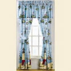 Lighthouse Kitchen Curtains Www Rest Info