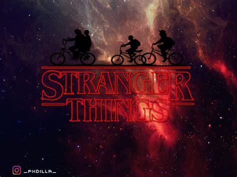 imagenes hd stranger things stranger things wallpaper by pxdilla on deviantart