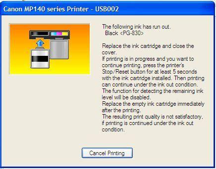 reset canon mp145 error e5 mengatasi canon mp145 error e5 kumpulan informasi