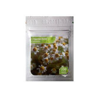 Harga Bibit Bunga Chamomile benih chamomile 200 biji kemasan foil bibitbunga