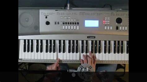 tutorial piano vino celestial haz llover tutorial de piano viyoutube