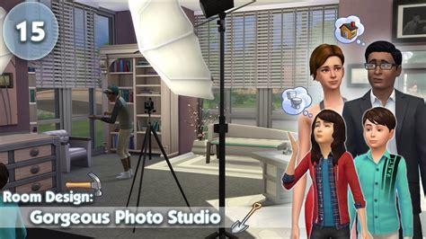 design fashion in a fashion studio sims the sims 4 room design gorgeous photo studio youtube