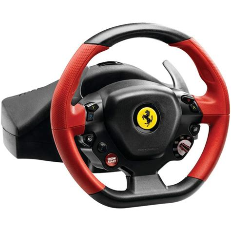 Thrustmaster Ferrari 458 Spider by Top 10 Best Xbox One Ps4 Racing Wheels Heavy