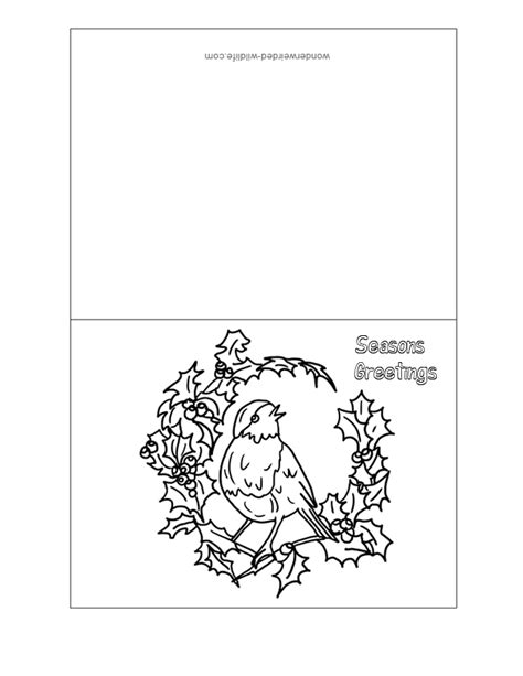 printable christmas cards in color printable coloring christmas cards az coloring pages