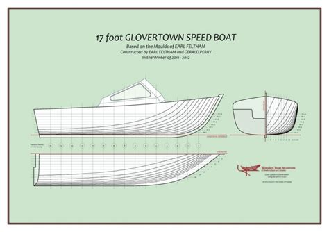 how to draw boat lines plan design boats builders