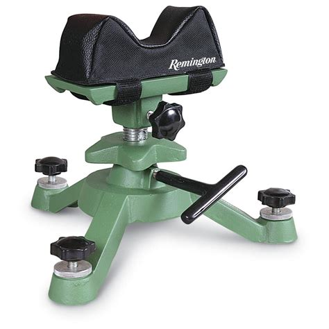 Remington Shot Saver Bench Rest 120830 Shooting Rests At Sportsman S Guide