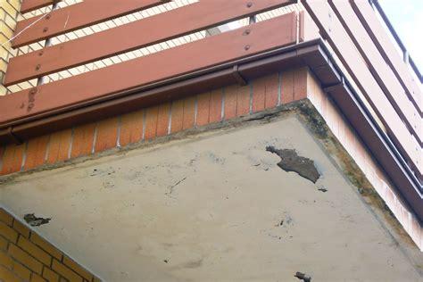 balkon undicht sanieren balkon undicht lassen sie ihn fachm 228 nnisch sanieren