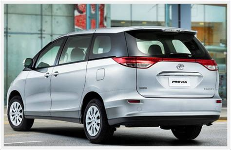 Toyota Previa 2017 Toyota Previa Review Toyota Update Review