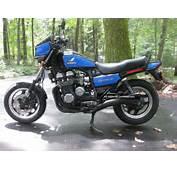 1984 Honda Nighthawk S Cb700sc Photo
