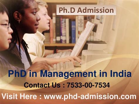 Distance Mba In Hospitality Management In India by Phd In Management In Delhi Ncr By Distance Learning