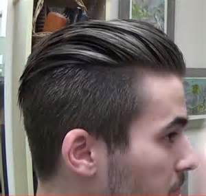 back hair 15 slick back hair men mens hairstyles 2017