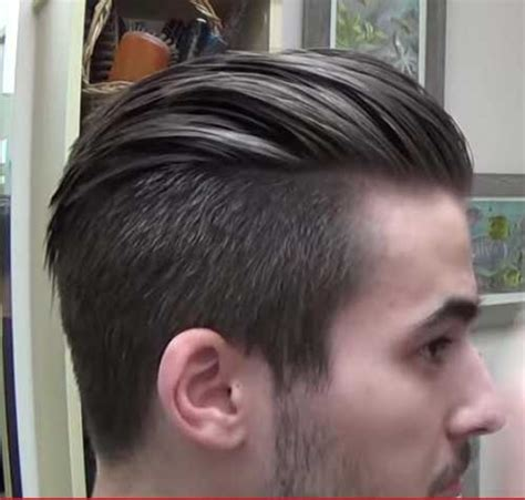 back images of s haircuts 15 slick back hair men mens hairstyles 2017