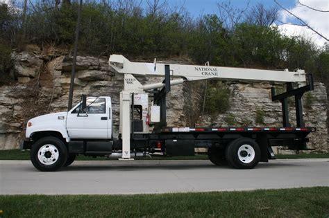 1998 gmc truck 1998 gmc trucks boom trucks for sale used trucks