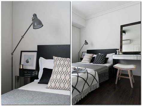 Scandinavian Bed Table 1 home project scandinavian style mix home
