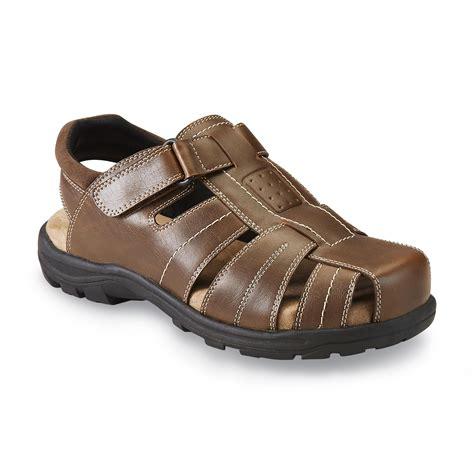 kmart mens sandals thom mcan s benson fisherman sandal brown
