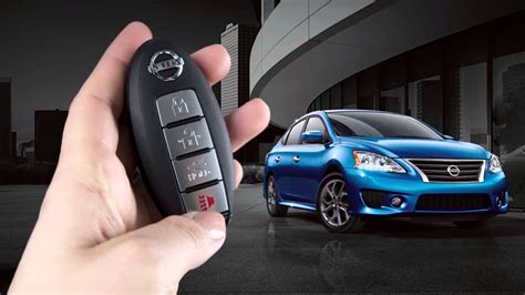 nissan key not working 2014 nissan sentra intelligent key and locking functions
