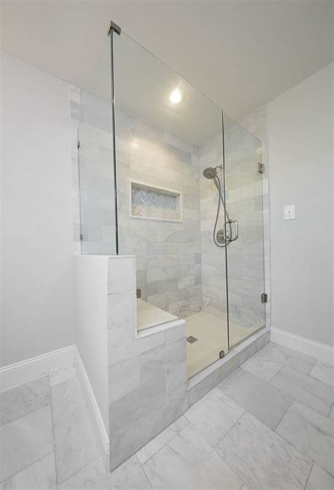 Bathroom Glass Shower Ideas Best Master Bathroom Shower Ideas On Master