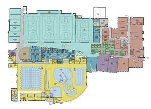 recreation center floor plans rec center floor plan