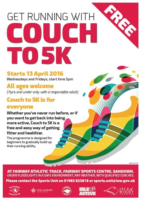 couch to 5k uk couch to 5k newport parish council isle of wight