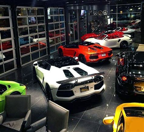 Top 100 Best Dream Garages For Men   Part Two