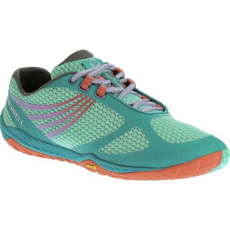 merrell trail shoes womens merrell pace glove 3 trail running shoe s