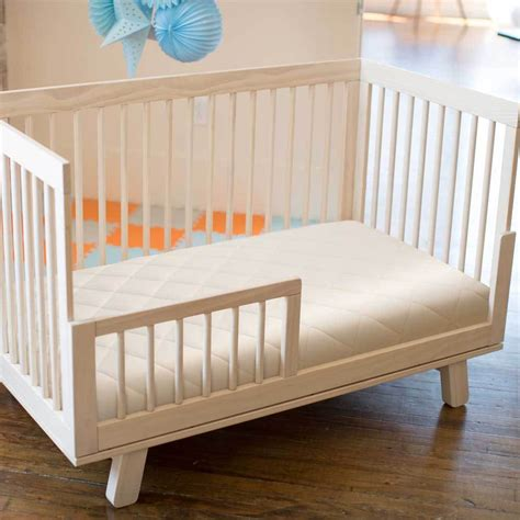 Organic Baby Crib Crib Matress Made With Premium Us And Canadian Foam The Cubclub Collection Brings Safe