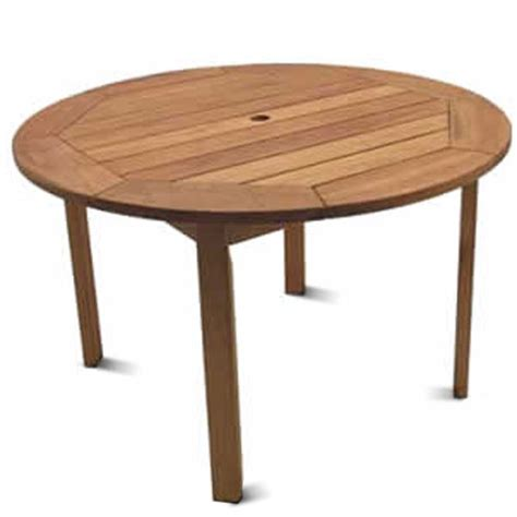 Round Wood Patio Table Plans Woodideas Outdoor Wood Patio Table